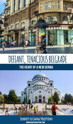 A city stacked with a multitude of cultures and styles, beating to various tempos within its layers. A capital still adapting and changing, but proud to shrug off a dark history and move forward. More: http://www.bordersofadventure.com/defiant-belgrade-the-heart-of-a-new-serbia/ #Serbia #travel