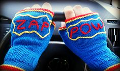 Ravelry: Supermitts! pattern by Jacqui Harding