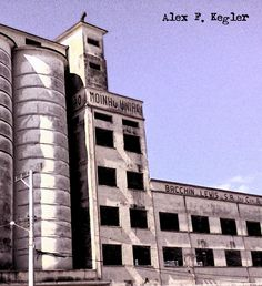 Alex photograph project: Old Mill...