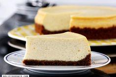 lime-vanilla cheesecake
