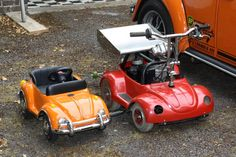 For Sale 1970's Beetle pedal car(s) - VZi, Europe's largest VW, community and sales