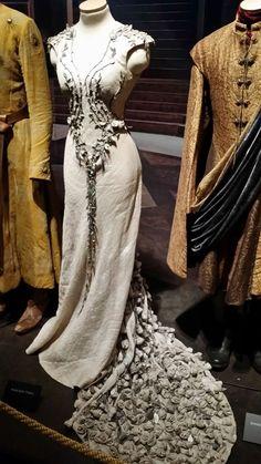 Game of Thrones, Margaery Tyrell's wedding dress
