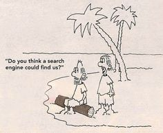 Do you think a search engine could find us?  #SEO #SearchEngine