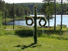 Love midsommar in Sweden.