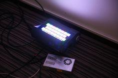 Интеллектуальный светодиодный прожектор