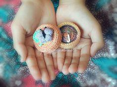 Crocheted Jewelry Box by MPringgadhani