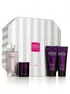 Victoria's Secret BODY BY VICTORIA 4 piece Fragrance Set in deluxe gift box by Victoria's Secret. $43.88. Fragrance Lotion 3.4 oz. lovely gift box. Eau de Parfum, 50 ml/1.7 fl oz. Scented CAndle 2 oz. Fragrance Wash 3.4 oz. Body by Victoria 4 piece fragrance set in deluxe gift box. Save 32%!