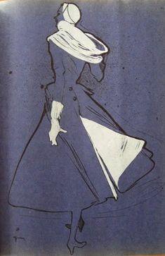 René Gruau (French, 1909–2004)