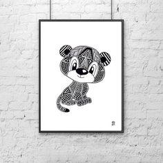 #zentangle #zendoodle #doodles #doodle #børneværelset #børnetegninger…