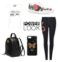 """""""Gucci"""" by antobiscuit on Polyvore featuring Gucci"""
