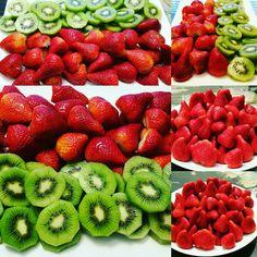 딸기와 키위=^^