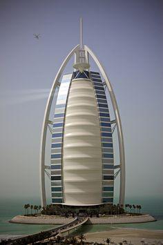 Burj Al Arab, Dubai | UAE (by Andras Horvath)