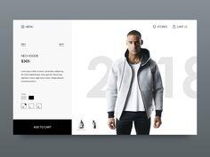 Online store web design
