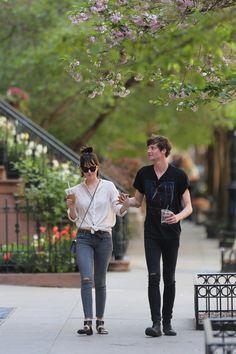 Dakota and Matt in NYC