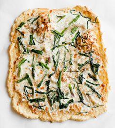 triple garlic pizza #recipe
