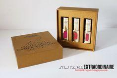 Dunia BlogKu: Review : L'Oreal Color Riche Extraordinaire - 9 Wa...