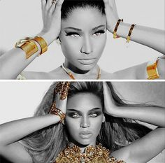 "Beyonce Feat. Nicki Minaj ""Flawless (Remix)"" (NEW MUSIC) 