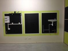 cr ation sur mesure pour le magasin leroy merlin de dinard. Black Bedroom Furniture Sets. Home Design Ideas