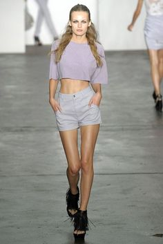 Alexander Wang Spring/Summer 2009 Ready-To-Wear Collection   British Vogue