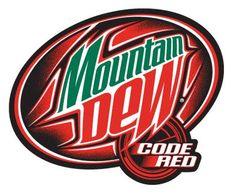 Mountain Dew Code Red - Logopedia - Wikia