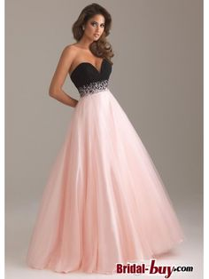 Free Shipping! Hot Selling Sweetheart Floor-Length A-Line Beadings Zipper-Up Prom Dresses
