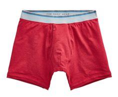Mack Weldon | Men's 18 Hour Jersey Boxer Briefs - Our Custom Blend: Cotton, Lenzing Modal, Lycra