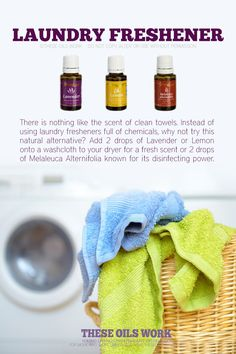 Young Living Essential Oils: Laundry Freshener Home http://www.ylwebsite.com/SandyHowell/home
