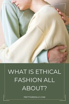 Ethical fashion is equally fascinating and complex, and it's a super important part of sustainable fashion. I'm sure you already now about vegan fashion and about fair trade fashion. Well, those two elements are the base of ethical fashion aside from workers rights, fair wages, animal rights and cruelty free materials. Let's talk about that and try to ask this question: is ethical fashion eco-friendly? #sustainablefashion | via @prettygreenlily Vegan Clothing, Ethical Clothing, Ethical Fashion, Vegan Fashion, Fashion 101, Slow Fashion, Sustainable Clothing, Sustainable Living, Sustainable Fashion