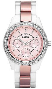 White and pink BLING #fossilwatch #fossiles2802