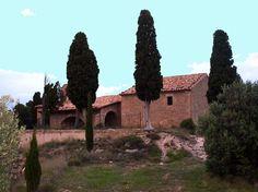 La Codoñera, Teruel (Spain). Ermita de santa Bárbara