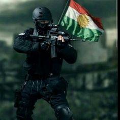 ♥ Peshmerga♥ is hero  save kurdistan