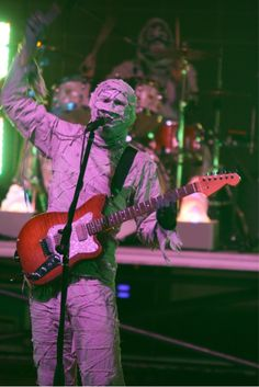 Here Come The Mummies 2012