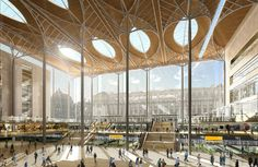 NEW YORK | Moynihan Station / MSG Renovation - Page 3 - SkyscraperPage Forum