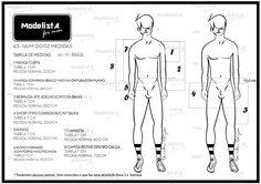 Medidas de roupas masculinas: veja a tabela padrão ABNT Saber o padrão das medidas de roupas masculinas é o básico para iniciar o desenvolvimento de uma coleção para homens. Por isso, disponibilizamos abaixo uma tabela de medidas de roupas masculinas, do PP ao GG, com base nos padrões da ABNT, para você ter sempre em mãos. http://www.audaces.com/…/medidas-de-roupas-masculinas-veja-…