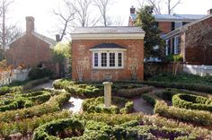Founders' Garden, UGA campus, Athens, GA. This is my favorite garden on the planet.