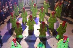 Gran calidad y buen ambiente en el concurso de disfraces del Casino La Unión. Pageants, Carnival, Fancy Dress Competition