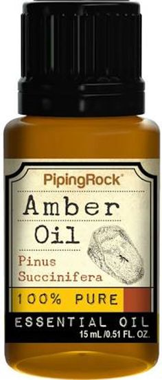 """At the 2016 Emmys, Kristen Bell divulged a budget-friendly beauty tip that made me sit up and take notice: Bell wears amber oil as perfume. She told Giuliana Rancic that she purchases the essential oil at Whole Foods for a mere four dollars. I immediately thought to myself, """"I have to try that!"""" After all, my idol Kristen Bell said to go for it! Then reality kicked in as I realized that there was no way a $4 essential oil was going to replace my precious perfume collection."""