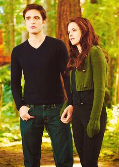 Edward and Bella - BD2