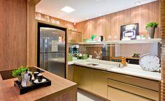 Lançamento Brisas Veneza Residence Club, apartamentos em Arapongas - A.Yoshii Engenharia e Construção Civil
