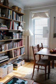 Freunde von Freunden — Alexis Georgopoulos — Artist, Musician & DJ, Apartment, Chelsea/Flat Iron, New York — http://www.freundevonfreunden.c...