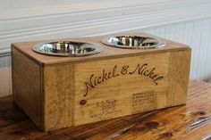 Reclaimed Products traditional-pet-bowls-and-feeding