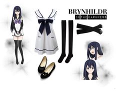 Get that Brynhildr look with these cute pieces!