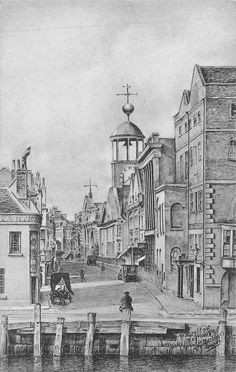 POSTCARD    DORSET    WEYMOUTH  St  Mary's  Street  | eBay