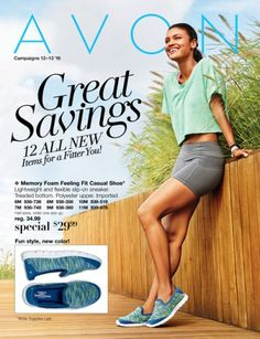 Avon great savings brochure 2016