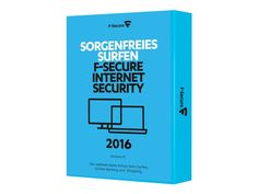 F-SECURE ESD Internet Security 2016 5 User 1 Year