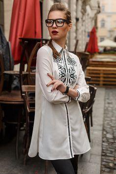 блузка-туніка Воля | Гойра