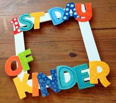 Teacher Bits and Bobs: first week of kindergarten