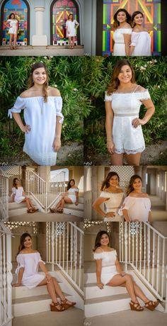 Go pirates! Identical Twins, Corpus Christi, Senior Pictures, Pirates, High School, Shoulder Dress, Photography, Dresses, Fashion