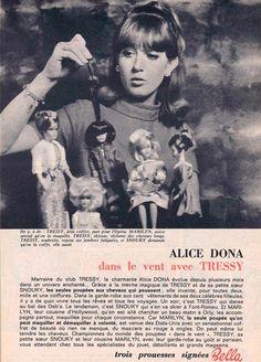 tressy-alice-dona. Alice dona dit avoir fait la promo enceinte ...