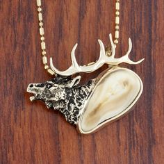 Does someone special in your life enjoy elk hunting or elk watching? At Park City Jewelers each necklace is hand-crafted and made to fit your own ivory. The metal is carefully molded and wrapped to secure your trophy in place. Antler Jewelry, Wooden Jewelry, Sea Glass Jewelry, Tooth Necklace, Tooth Jewelry, Elk Ivory, Elk Antlers, Tiger Cubs, Tiger Tiger